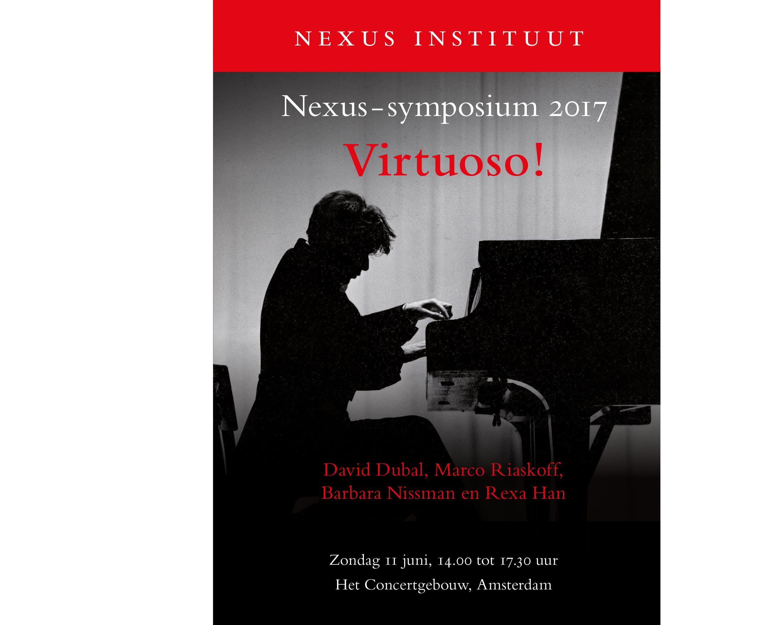 Nexus instituut symposium 2017 Virtuoso