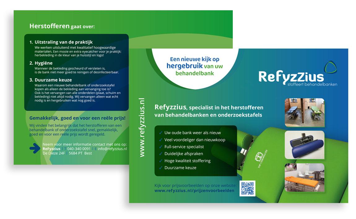 Refyzzius Kaart T.b.v. SEO Campagne